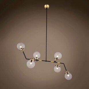 Chairez 6-Light Chandelier by Brayden Studio