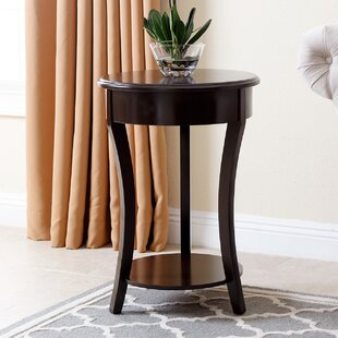 Oliver End Table by Breakwater Bay