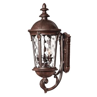 Where buy  Windsor 3-Light Outdoor Sconce By Hinkley Lighting
