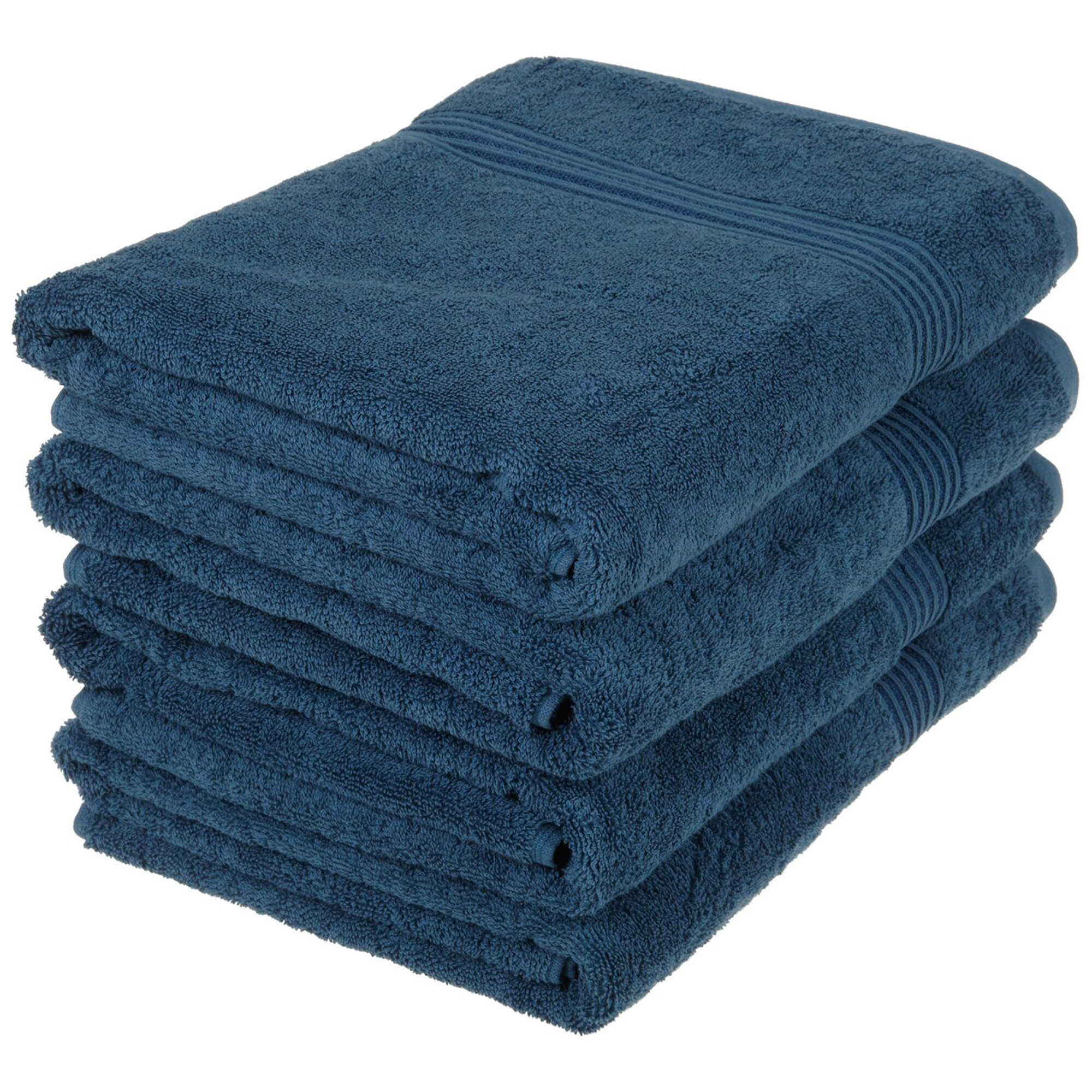 The Twillery Co Patric 4 Piece Egyptian Quality Cotton Bath Towel Set Reviews Wayfair