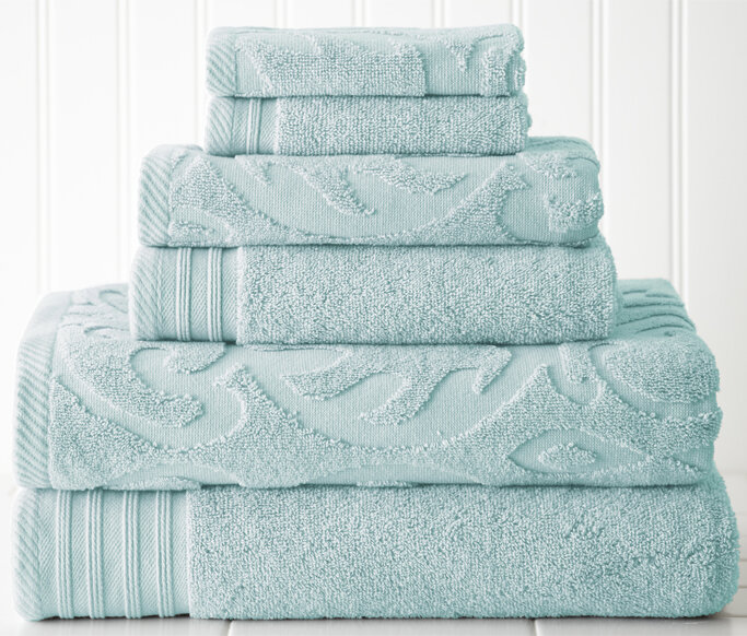 Royal Blue Towels  c66689d91