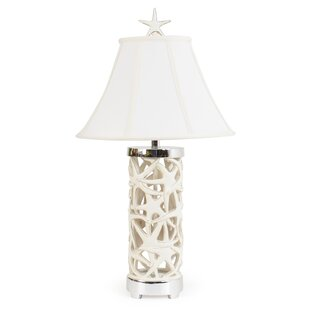 Overlapping Starfish 32.5 Table Lamp