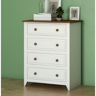 Appaloosa 4 Drawer Chest By Three Posts
