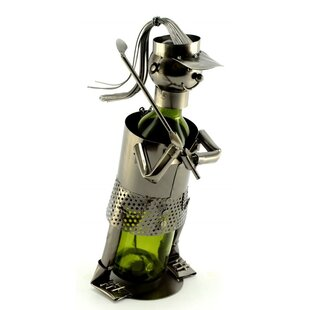 Freeman Lady Golfer 1 Bottle Tabletop Win..