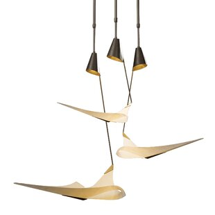 Icarus 3-Light Cluster Pendant by Hubbardton Forge