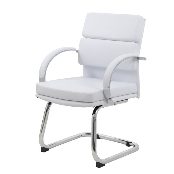 Cool Modern Contemporary Modern Office Guest Chair Allmodern Gmtry Best Dining Table And Chair Ideas Images Gmtryco