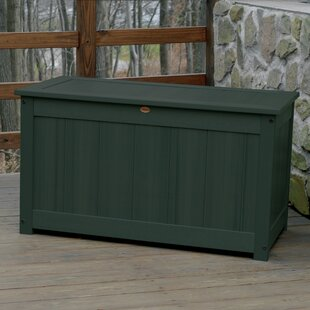 Darby Home Co Taja Synthetic Wood Deck Box