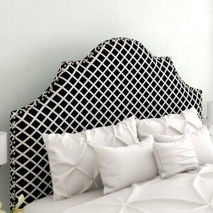 Harrogate Full Upholstered Panel Headboard