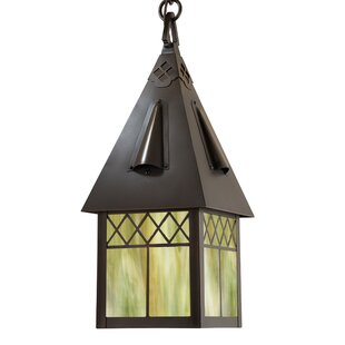 Bloomsbury Market Marquard 1-Light Hanging Lantern