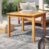 Callaway Wooden Side Table