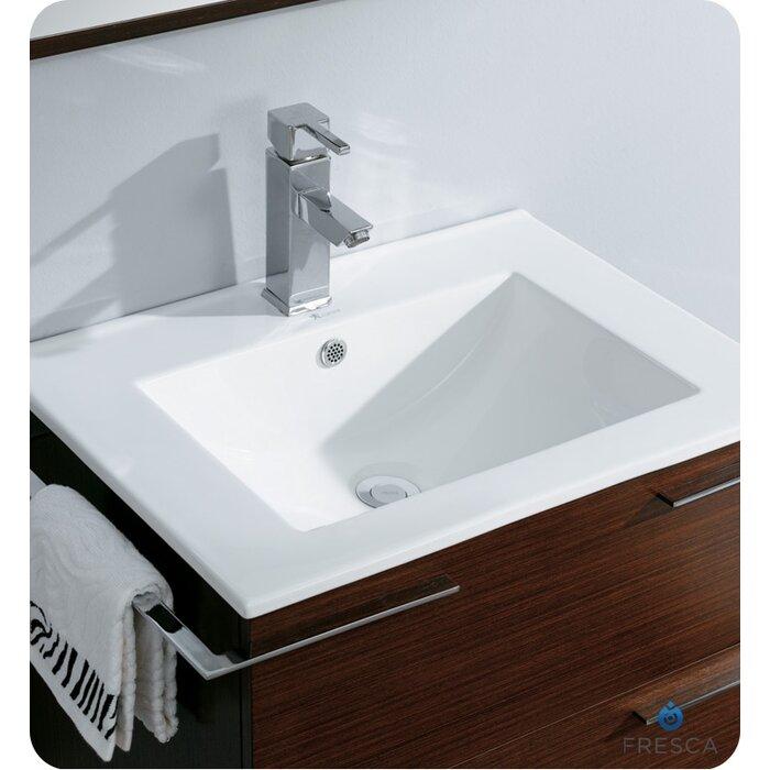 Sensational Cielo 24 Modern Bathroom Vanity Set With Mirror Interior Design Ideas Truasarkarijobsexamcom