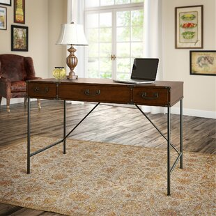 Kathy Ireland Office by Bush Ironworks 3 Piece Desk Office Suite