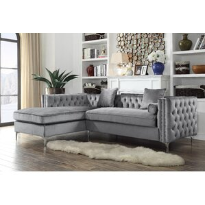 Marlon Sectional by Rosdorf Park
