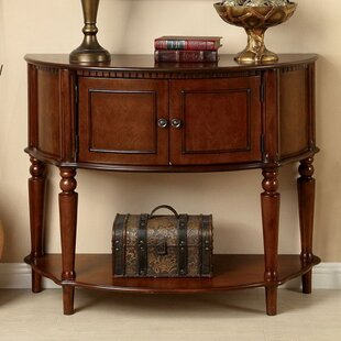 Cortinas Traditional Console Table by Charlton Home