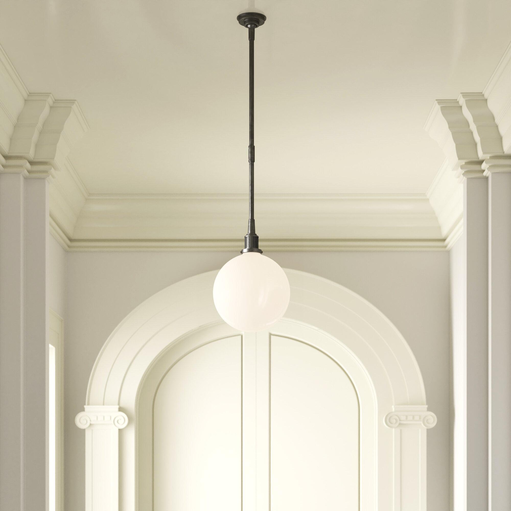 Ralph Lauren Mccarren 1 Light Pendant Perigold
