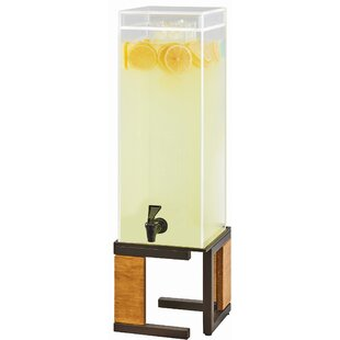 Coursey Square 384 Oz. Beverage Dispenser