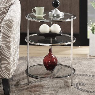 Tressie End Table Orren Ellis