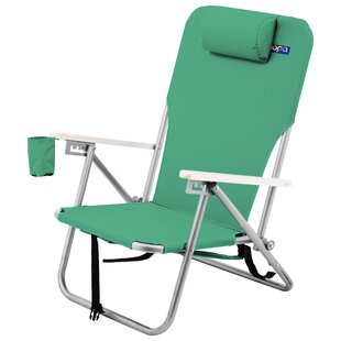 Samara Reclining/Folding Beach Chair