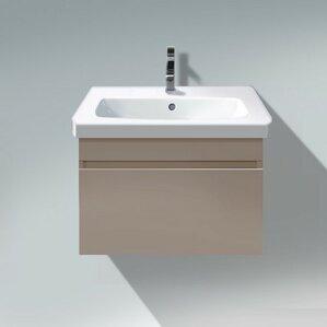 durastyle single wall mounted vanity set