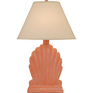 Coastal Living Fan Shell 28 Table Lamp