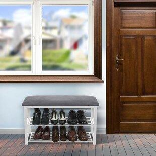 d27fa3b23181 Shoe Storage Bench You ll Love