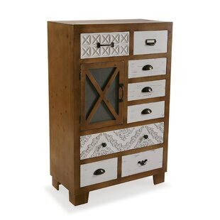 Gartner 8 Drawer Combi Chest By Bloomsbury Market