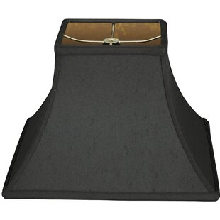 10 Shantung Bell Lamp Shade