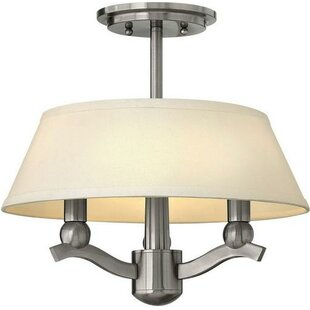 Latitude Run Priolo 3-Light Chandelier