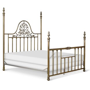 Corsican King Four Poster Bed