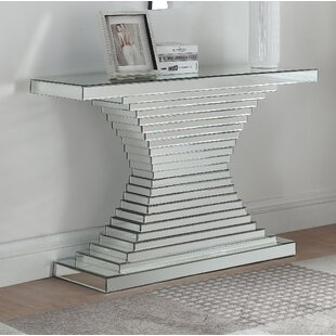 Everly Quinn Levita Console Table