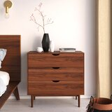 Hickok 3 Drawer Chest by George Oliver