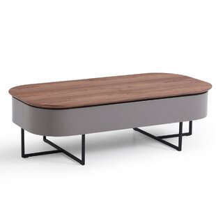 Brayden Studio Champigny Lift Top Coffee Table