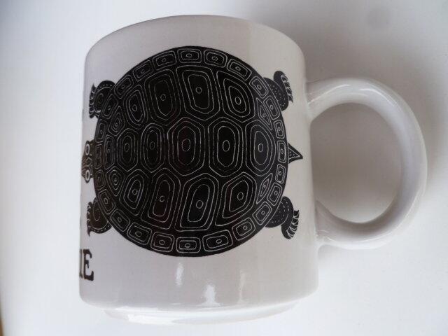 World Menagerie Penovich La Tortue Turtle Coffee Mug Wayfair
