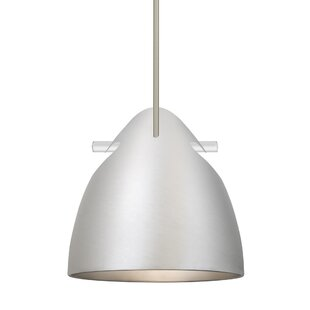 Brayden Studio Spillane Stem 1-Light Cone..