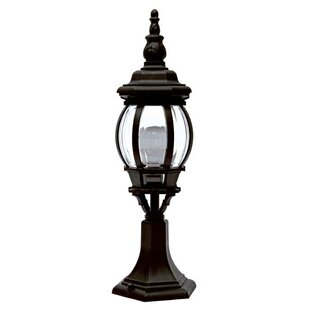 Twyman 1-Light Pedestal Light Image