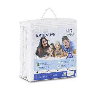 Angeland Polyester Mattress Pad