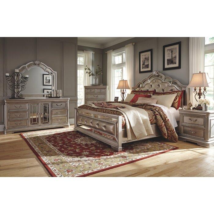 Randell Configurable Dresser Set