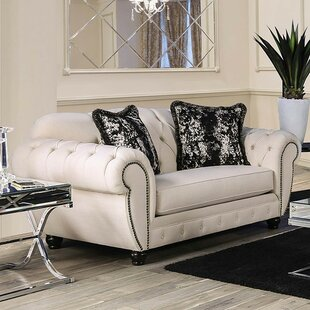 Read Reviews Samir Chesterfield Sofa by Astoria Grand Reviews (2019) & Buyer's Guide