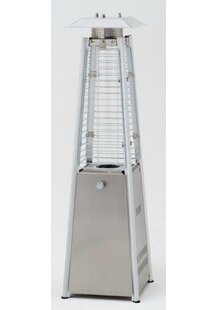 Chantico Stainless Steel Flame Table Top Patio Heater By Sol 72 Outdoor