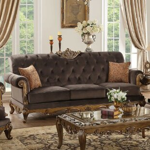 Truitt Upholstered Sofa by Astoria Grand