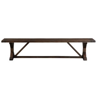 Stalvey Wood Bench by Millwood Pines