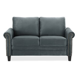 Chisolm Loveseat by Charlton Home