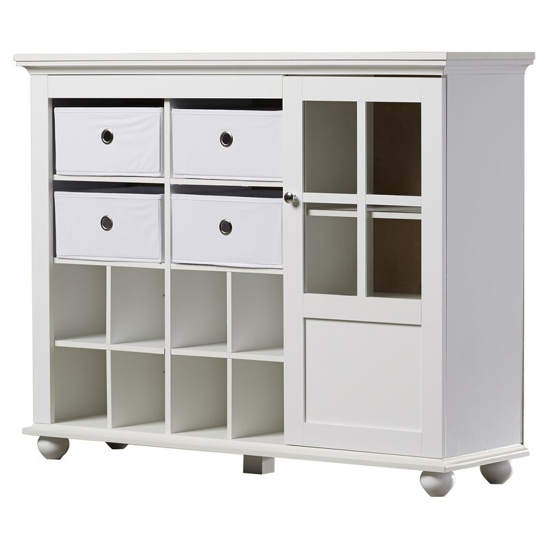 Latitude Run Villita Storage Cabinet & Reviews | Wayfair