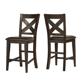 Milone 23 Bar Stool (Set Of 2) by Red Barrel Studio Sale