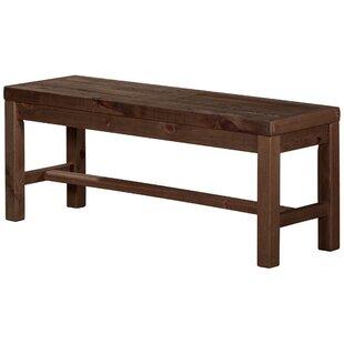 Peterborough Home Alfresco Wood Bench