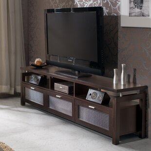 Great Price Perdue TV Stand for TVs up to 70 by Latitude Run Reviews (2019) & Buyer's Guide