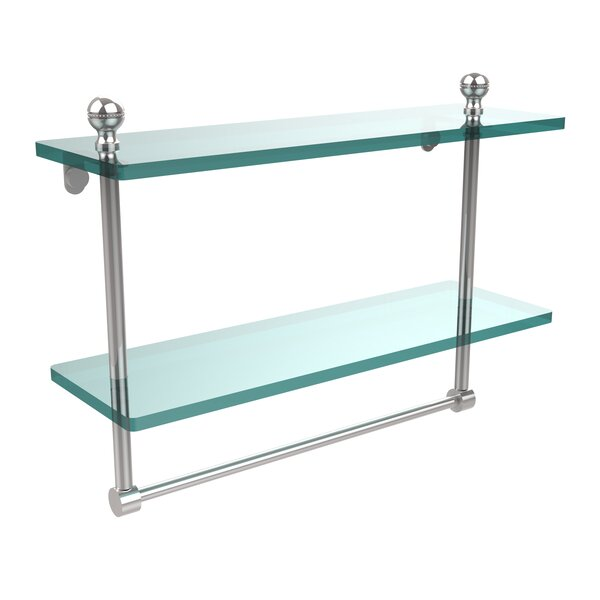 Bathroom Wall Shelves You\'ll Love | Wayfair