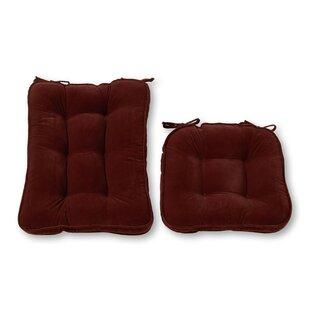 Microfiber Seat Cushions Chair Wayfair Ca
