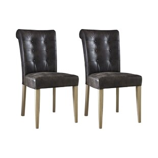 Faycelles Upholstered Dining Chair (Set Of 2) By August Grove