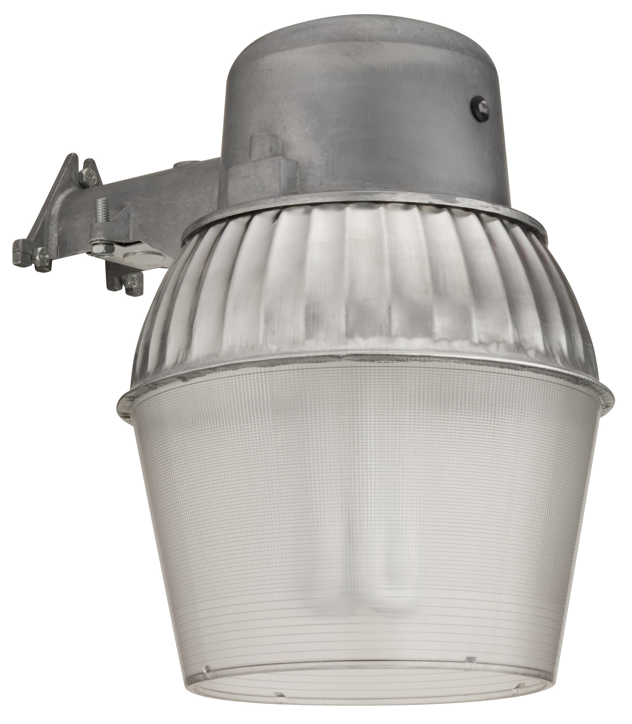 Lithonia Lighting Dusk To Dawn Outdoor Security Area Light Reviews Wayfair